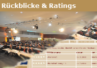 Rückblicke und Ratings